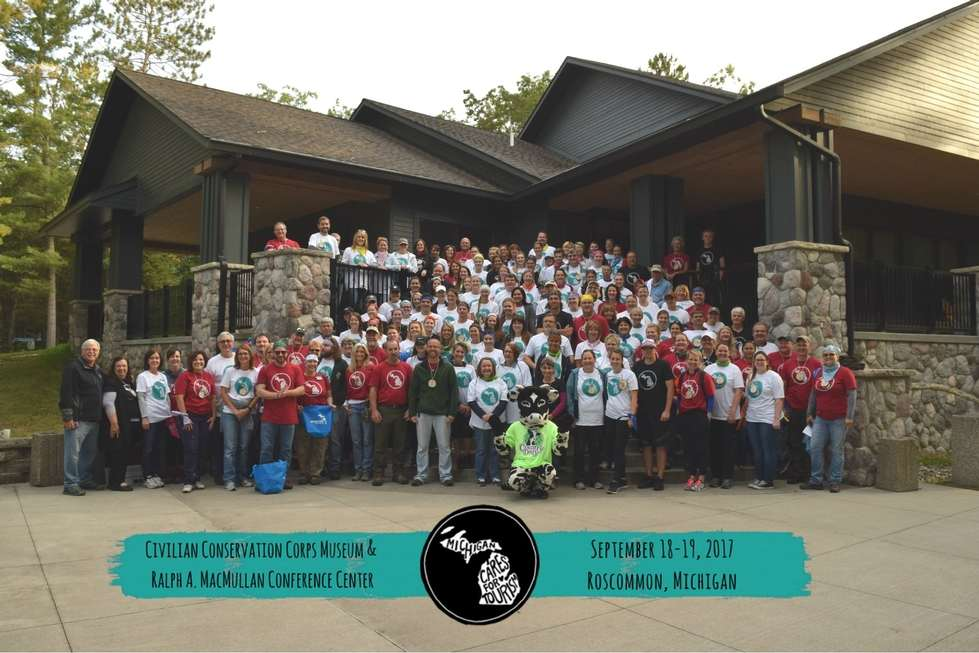 2017 CCC Museum/RAM Center Group Photo